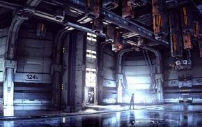 Remember Me, science fiction