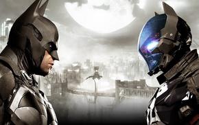 Batman, video games, Rocksteady Studios, Batman Arkham Knight