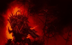 Warhammer 40, 000, Khorne, Chaos lord