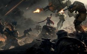battle, Warhammer 40, 000, Warhammer