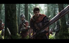 Guts, Berserk, Black Swordsman, warrior