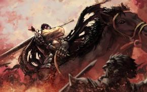 Guts, Berserk, Black Swordsman