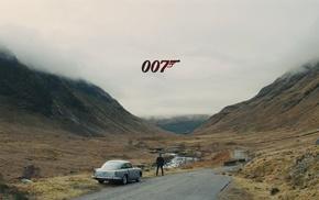 movies, James Bond, Skyfall, film stills