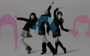 Perfume Band, Asian, girl, J, pop, hair