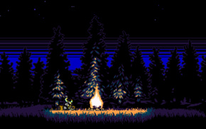 Shovel Knight, pixel art, retro games, video games, 8, bit