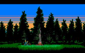 retro games, video games, 16, bit, Shovel Knight, pixel art