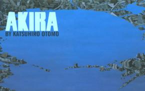 katsuhiro otomo, Akira, manga