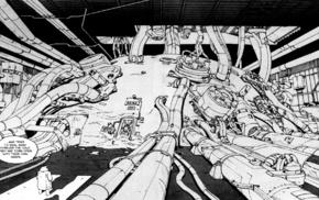 Monochrome Factor, Akira, katsuhiro otomo