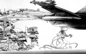 manga, Akira, Monochrome Factor, katsuhiro otomo