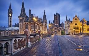 Gent, Belgium, city, urban
