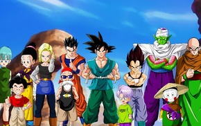 Dragon Ball Z, anime, Dragon Ball