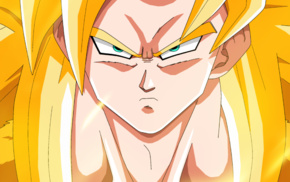 Dragon Ball Z, anime, Son Goku, Dragon Ball, Super Saiyan 3