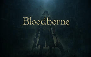 video games, Bloodborne