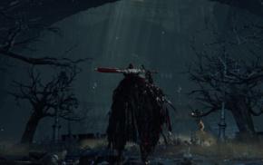 Bloodborne, video games, Tomb of Oedon