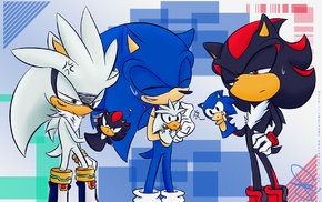 Sonic the Hedgehog, Sonic, Shadow the Hedgehog