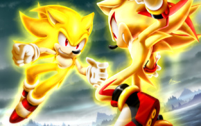 Sonic the Hedgehog, Shadow the Hedgehog, Sonic, video games