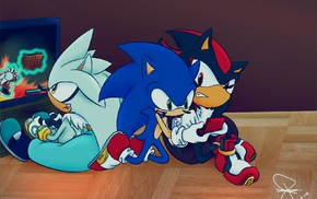 Sonic, Shadow the Hedgehog, Sonic the Hedgehog