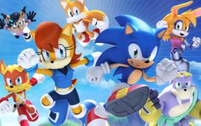 Sonic the Hedgehog, comic art, Archie Comics, comic books, Sonic