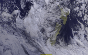 satellite imagery, Meteor, M N2, New Zealand, space