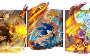 fire, Shadow the Hedgehog, Sonic the Hedgehog, Sonic, Tails character