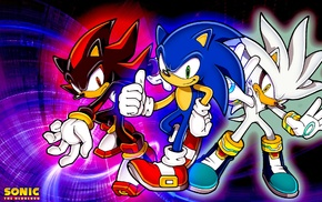Sonic, Sonic the Hedgehog, Shadow the Hedgehog