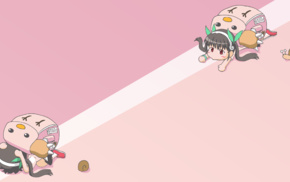 anime girls, Monogatari Series, Hachikuji Mayoi