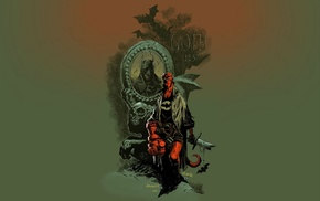 Hellboy, Batman