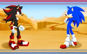 Sonic, Sonic Boom, Shadow the Hedgehog, Sonic the Hedgehog