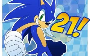 Sonic, Sonic the Hedgehog