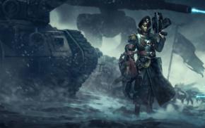 Warhammer 40, 000, battle