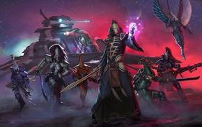 Eldar, Warhammer 40, 000