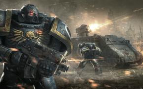 battle, Ultramarines, Warhammer 40, 000