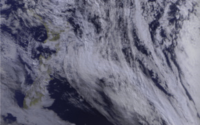 satellite imagery, clouds, New Zealand, space, Meteor, M N2