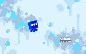 Sonic Colors, Sonic the Hedgehog