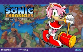 Sonic Chronicles The Dark Brotherhood, Sonic the Hedgehog