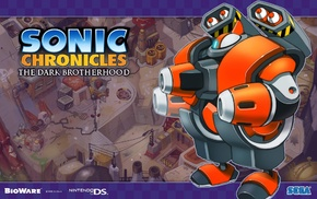Sonic the Hedgehog, Sonic Chronicles The Dark Brotherhood