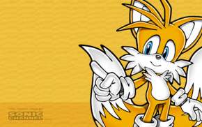 Tails character, Sega, Sonic the Hedgehog