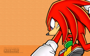 Sega, Sonic the Hedgehog, Knuckles