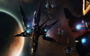 Star Citizen, space, science fiction
