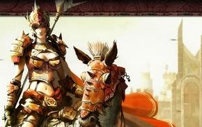 Knight Online, knight, warrior