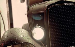 Rat Rod, car, custom, Ford, Hot Rod, photography
