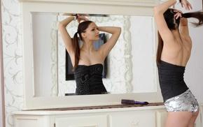 Yarina A, mirror