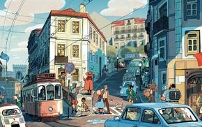 artwork, Sam Bosma, Portugal