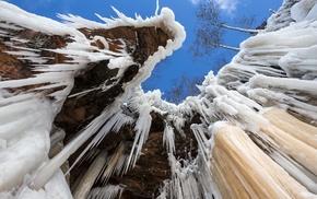 ice, winter