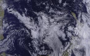 Australia, satellite imagery, Tasman Sea, Meteor, M N2, space