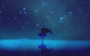 anime, stars