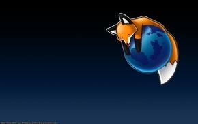 Mozilla Firefox, animals, fox, stupid fox, Earth