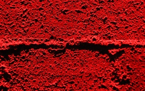 red, bricks, macro