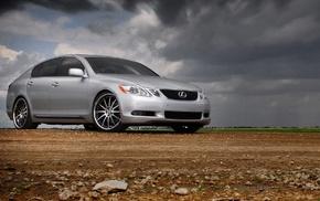 car, Lexus