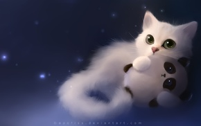 cat, toys, animals, feline, Apofiss, stuffed animal